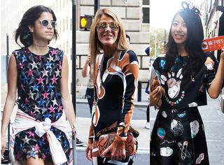 纽约时装周街拍 | 我们在Victoria Beckham的秀场外见到了她!她!还有她!
