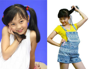 童星今昔對比照 | 林妙可變大媽 劉亦菲從小美到大!