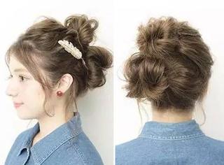 学会一款简单的扎发,让你瞬间颜值爆表!!