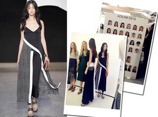 16岁超模的时装周日记 | 走完今天的秀在纽约到处悠闲的转转!