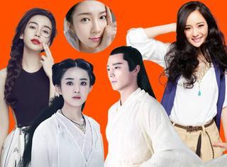 她靠化妆把自己变成了赵丽颖、霍建华、杨幂、Angelababy...