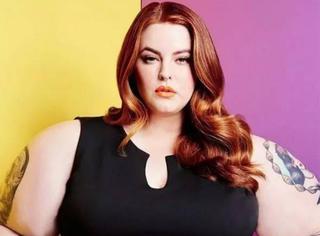 226斤胖女孩登上Vogue封面:因为自信所以美丽