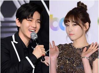 揭EXO边伯贤和少女时代金泰妍的恋情始末