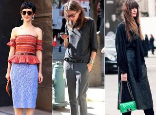 时尚 | 这五位法国女人,穿衣从不看颜值
