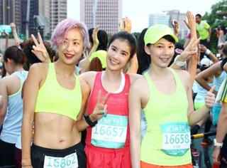 你瘦了 | 陈太,潮人,跑者…她到底是谁?身材为何这么好!