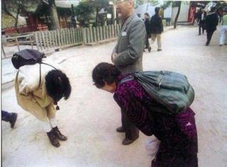 """惊叹:日本人""""不给别人添麻烦""""的习惯"""