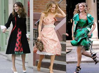 不要让搭配的规则束缚你自己喜欢才是最好的 ——《欲望都市》女主教你时尚法则