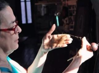 世界上最后一位海丝裁缝Chiara Vigo