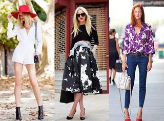 别找了,全球最会穿衣的女人都在这里!