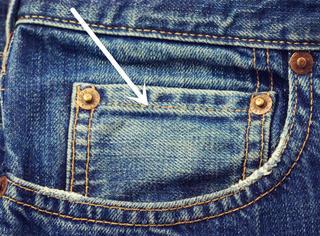 赌个iPhone6S:你一定不知道牛仔裤上这个小口袋的秘密!