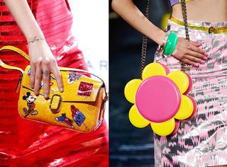 时装周盘点 | 明年最流行的包包和鞋子是什么?!