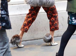秋冬必着25双超风靡皮草鞋