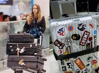 明星的标配:旅行装腔全靠它,人手一只的Rimowa旅行箱