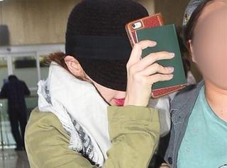 是做了多丢脸的事 尹恩惠回趟韩国把自己包成这样?