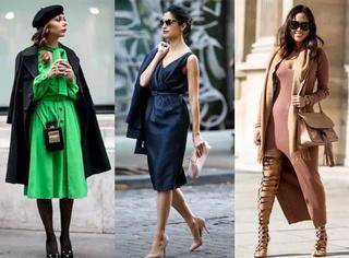 如何穿得比别人美?衣服颜色协调很重要