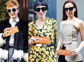 伦敦时装周独家街拍 | 在伦敦 穿的好玩有趣才算的上达人!