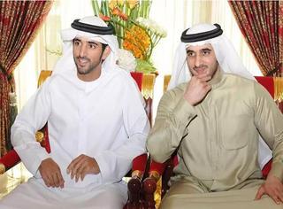 迪拜王子两兄弟的不一样的人生