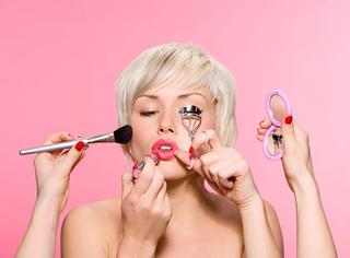 学会4种神奇画妆术,不用整容照样美翻天