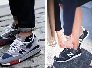 New Balance的鞋都长这么像,究竟应该怎么选啊啊啊