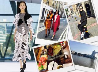 16岁超模的时装周日记 | 伦敦第三天,看了日出走了秀,还吃了一顿大火锅!