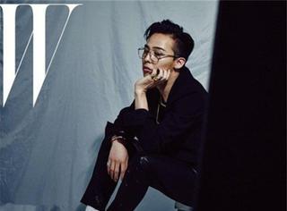 看脸 | 权志龙:狂拽酷炫屌  往那儿一站就是时尚icon