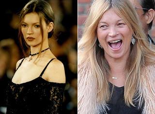 有一种时代的经典叫Kate Moss 是你们想黑都黑不起的女神