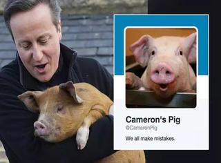 X猪、滥交、吸大麻,仇家花800万出书黑英国首相卡梅伦!