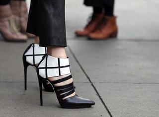 女人必须拥有的十种细高跟鞋