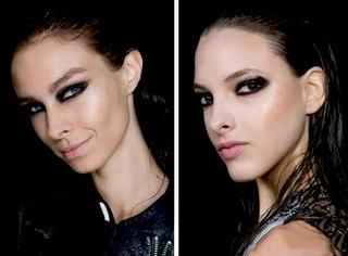 美人制造| 遮了眉毛又不化唇妆,超模脸上还剩啥?