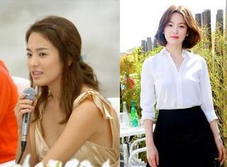 宋慧乔全智贤金泰熙,这些韩国纯天然女神居然也整过?