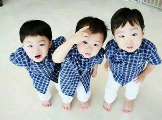大韩民国万岁确定下车!可三胞胎曾带来的欢乐还全部都在…