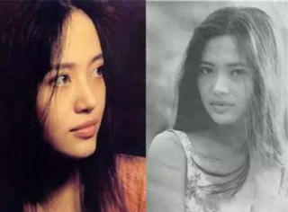 她是李亚鹏的初恋女友,美过王菲周迅,只演了一部戏就神秘消失了