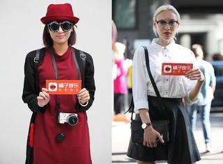米兰时装周独家街拍 | 只有穿的好看的人才能去米兰看秀!