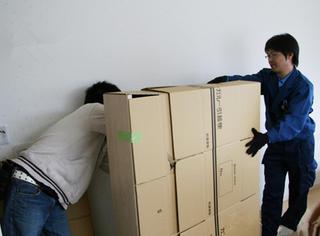 在日本搬家:感受日本人的细节服务!
