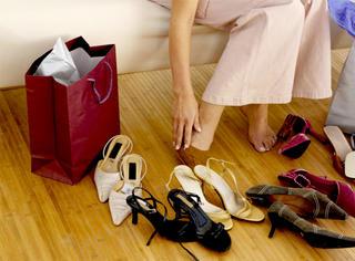 女人买鞋的9 条黄金法则,明星就是这么买鞋的!