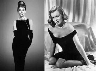每个女人衣柜里都应该有一件经典小黑裙