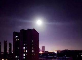 上海青岛武汉,全国最美的月亮都在这了!