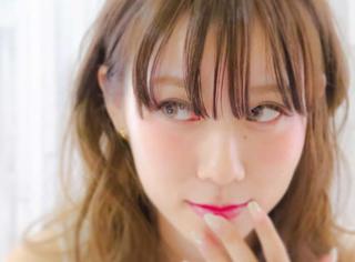 日本现在最流行的发型叫「烦人刘海」