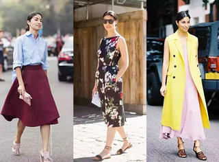 时尚界最会穿衣的女人,凭什么是她?