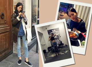 16岁超模的时装周日记  |  终于到巴黎喽!