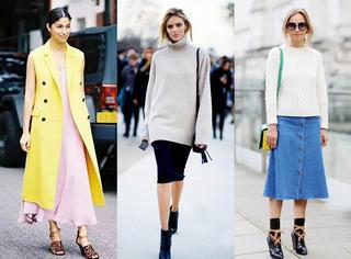 如何穿成女神?衣服颜色协调很重要