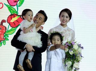 黄磊孙莉相爱20年,他们是最怕丢掉爱的一家人