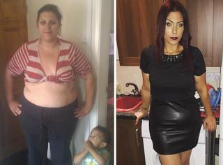 励志!为减肥她把自己最肥丑的照片设成手机壁纸,结果奇迹发生了...