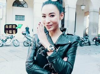 张柏芝:我的很多恋情都是一见钟情