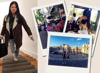 16岁超模的时装周日记 | 巴黎第一天,每一场面试都是奇遇