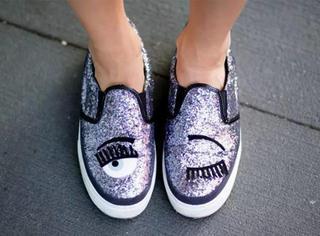 买双偶像同款鞋和Chiara Ferragni一起美美哒