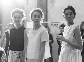 在米兰办秀的赵卉洲,让中国时装拥有温度