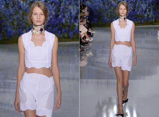 1场秀赚回妈妈22年的工资 Dior又成就了一个模特界的灰姑娘