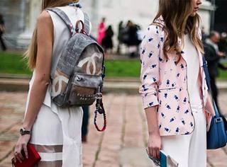 10个明星都爱的双肩包品牌,买对就能时髦整个秋天