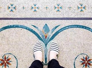 被你踩在脚下的巴黎,竟也美得不可方物